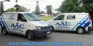 AAC Vehicle Inspections